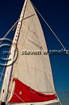 Sunset Sail, Aye Calypso, Grand Cayman (Steven Smeltzer)